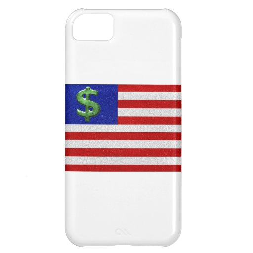 United States of Money iPhone 5C Cover