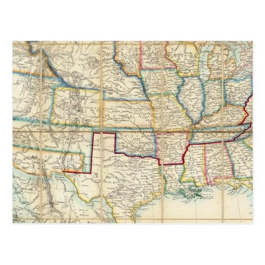 United States Of North America 2 Postcard