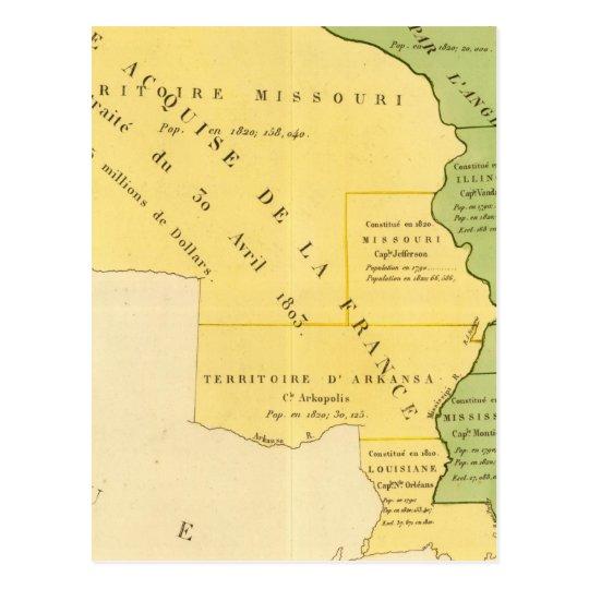 United States of North America Postcard