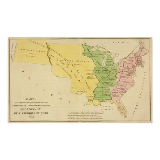 United States of North America Posters