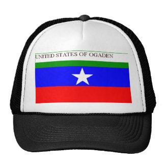 United States of ogaden Trucker Hats