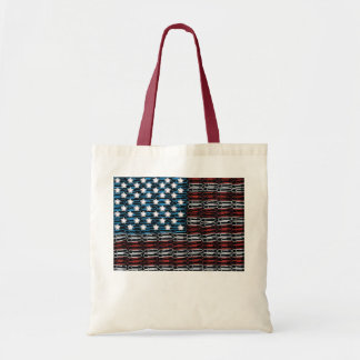 United States of Paperclips USA Tote Bag