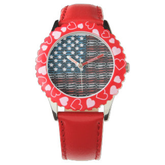 United States of Paperclips USA Watch