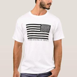 United states of piracy T-Shirt