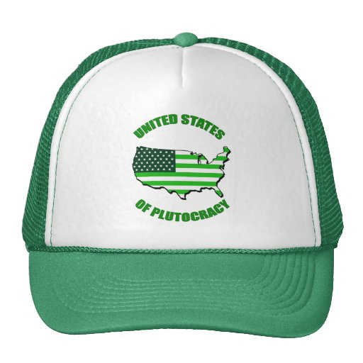 United States of Plutocracy Hat