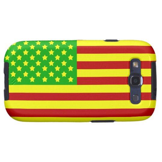 United States Of Reggae Samsung Galaxy S3 Case