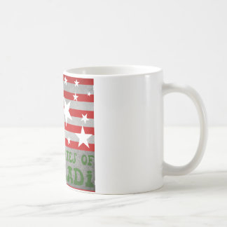 United States off Euskadi Coffee Mug