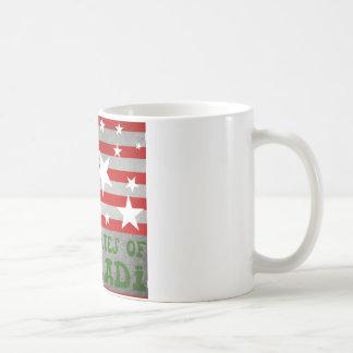 United States off Euskadi Coffee Mug