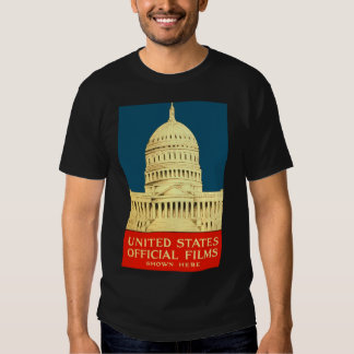 United States Official Films T Shirt