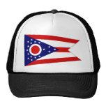 United States Ohio Flag Trucker Hat