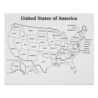 Blank Maps: Designs & Collections on Zazzle
