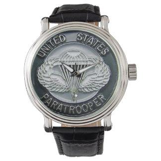 United States Paratrooper Wrist Watch