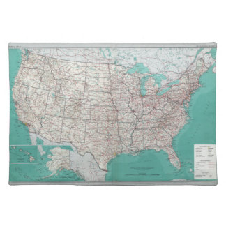 United States Place Mats