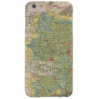United States Population Density, 1890 Barely There iPhone 6 Plus Case