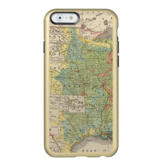 United States Population Density, 1890 Incipio Feather Shine iPhone 6 Case