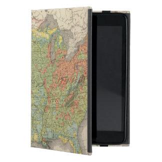 United States Population Density, 1890 iPad Mini Case