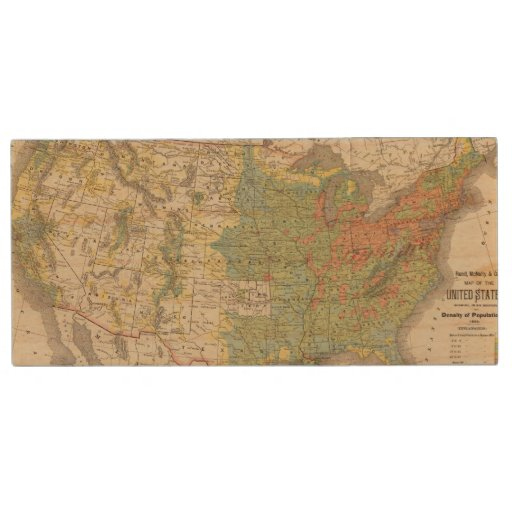 Elevation Wood Density : United states population density wood usb flash