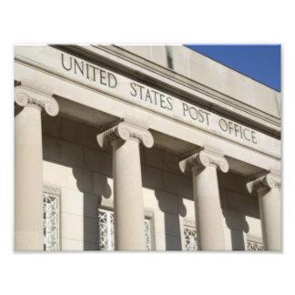 United States Post Office Photo Print