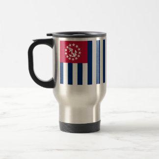 United States Power Squadrons, United States flag Travel Mug