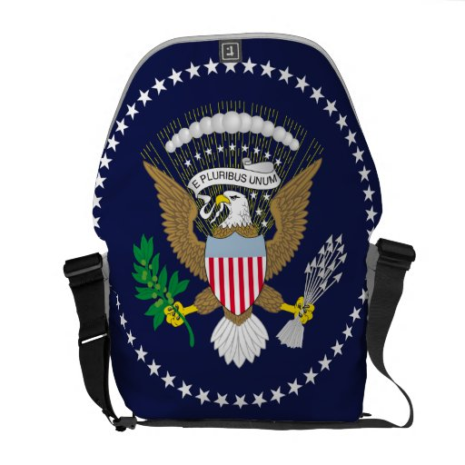 United States Presidential Courier Bag