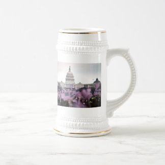 United States Presidential Inauguration 18 Oz Beer Stein