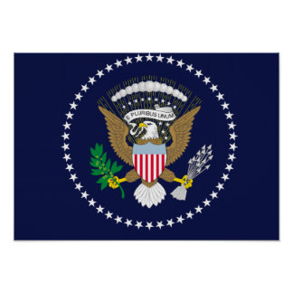 United States Presidential Poster