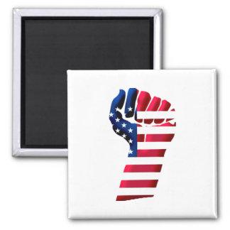 United States Revolution Magnet