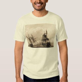 United States Schooner Enterprise T Shirt