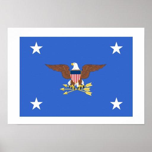 United States Secretary of Defense Print