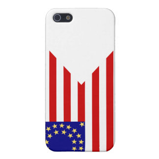 United States Seventh Cavalry Battle Guidon Flag Cover For iPhone 5