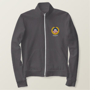 United States Socialist Republic of Amerika Embroidered Jacket