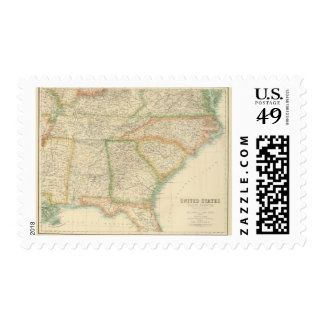 United States South Eastern States Stamp
