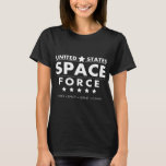 united states space force colorado T-Shirt