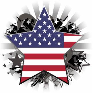 United States Star Statuette