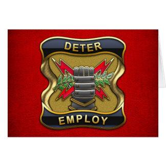 United States Strategic Command Card