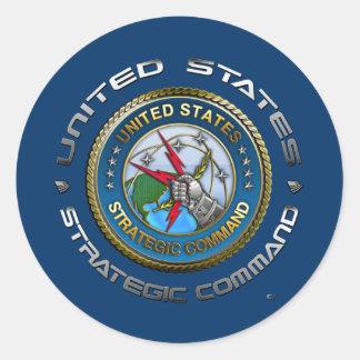 United States Strategic Command Stickers