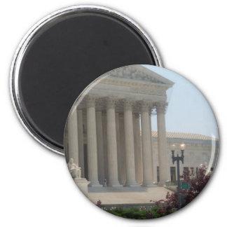 United States Supreme Court 2 Inch Round Magnet