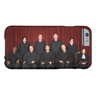 United States Supreme Court Barely There iPhone 6 Case