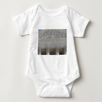 United States Supreme Court Building Baby Bodysuit