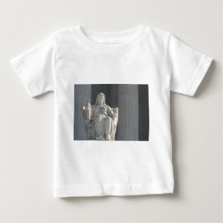 United States Supreme Court Building Baby T-Shirt