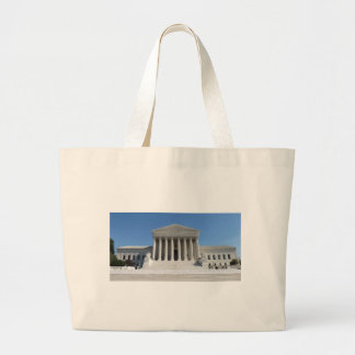 United States Supreme Court Building Tote Bags