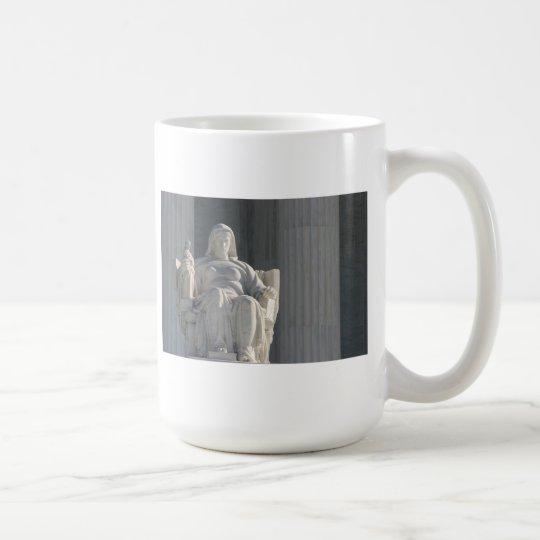 United States Supreme Court Building Coffee Mug