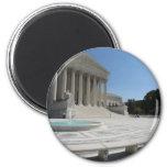 United States Supreme Court Building Fridge Magnet