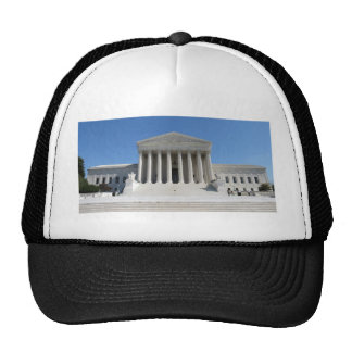 United States Supreme Court Building Mesh Hats
