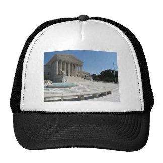 United States Supreme Court Building Trucker Hat