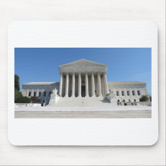 United States Supreme Court Building Mouse Pad