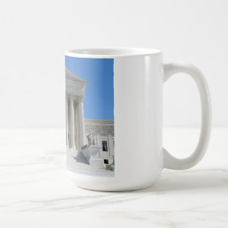 United States Supreme Court Building Mug