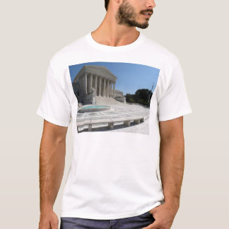 United States Supreme Court Building T-Shirt