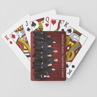 United States Supreme Court Justices Deck Of Cards