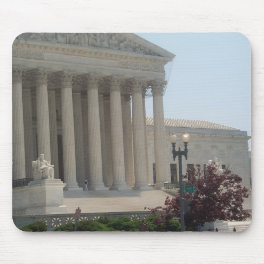 United States Supreme Court Mouse Pad